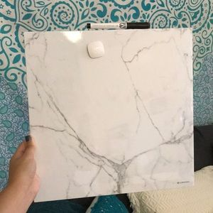 Other - Marble white board from target